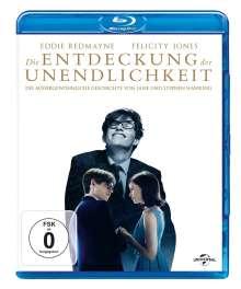 Die Entdeckung der Unendlichkeit (Blu-ray), Blu-ray Disc