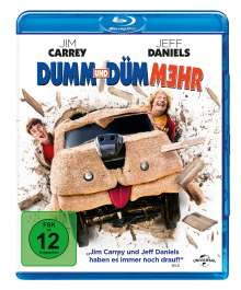 Dumm und Dümmehr (Blu-ray), Blu-ray Disc