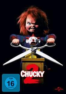Chucky 2, DVD