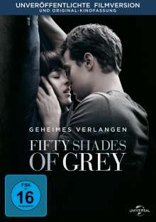 Fifty Shades of Grey, DVD
