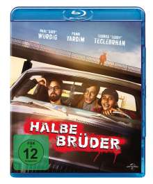 Halbe Brüder (Blu-ray), Blu-ray Disc