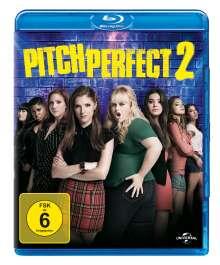 Pitch Perfect 2 (Blu-ray), Blu-ray Disc