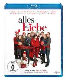 Alles ist Liebe (Blu-ray), Blu-ray Disc
