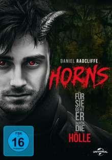 Horns, DVD