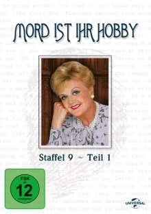 Mord ist ihr Hobby Staffel 9 Box 1, 3 DVDs