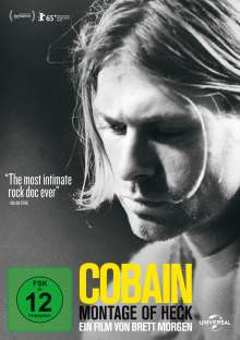 Kurt Cobain - Montage Of Heck, DVD