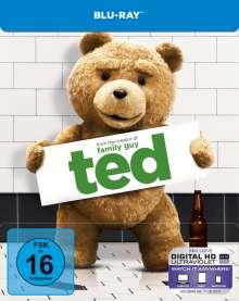 Ted (Blu-ray im Steelbook), Blu-ray Disc