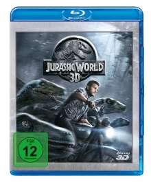 Jurassic World (3D & 2D Blu-ray), 2 Blu-ray Discs