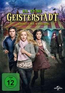 R.L. Stine's - Geisterstadt: Kabinett des Schreckens, DVD
