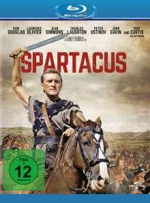 Spartacus (1960) (55th Anniversary Edition) (Blu-ray), Blu-ray Disc
