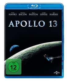 Apollo 13 (20th Anniversary Edition) (Blu-ray), Blu-ray Disc