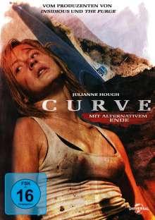 Curve, DVD