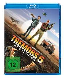 Tremors 5 - Blutlinien (Blu-ray), Blu-ray Disc