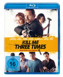 Kill me three Times (Blu-ray), Blu-ray Disc