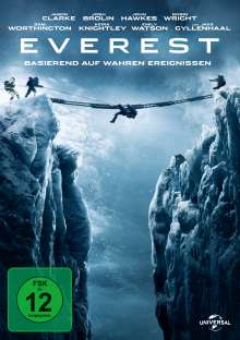 Everest, DVD