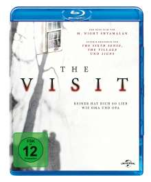 The Visit (Blu-ray), Blu-ray Disc