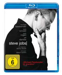 Steve Jobs (Blu-ray), Blu-ray Disc