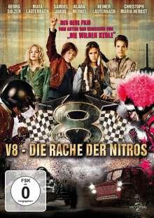V8 - Die Rache der Nitros, DVD