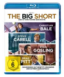 The Big Short (Blu-ray), Blu-ray Disc