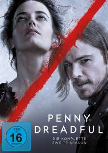 Penny Dreadful Season 2, 5 DVDs