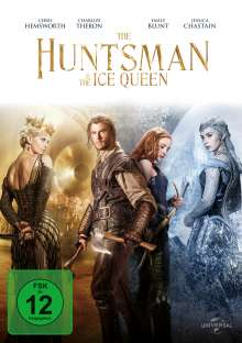 The Huntsman & The Ice Queen, DVD