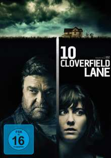 10 Cloverfield Lane, DVD
