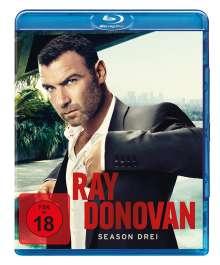 Ray Donovan Staffel 3 (Blu-ray), 4 Blu-ray Discs