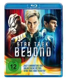 Star Trek Beyond (Blu-ray), Blu-ray Disc