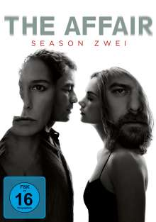 The Affair Staffel 2, 4 DVDs