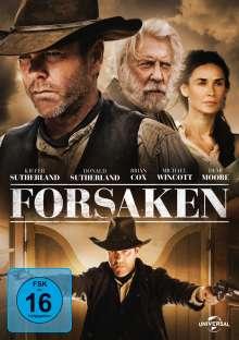 Forsaken, DVD