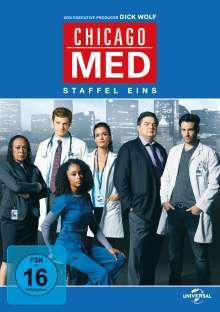Chicago Med Staffel 1, DVD