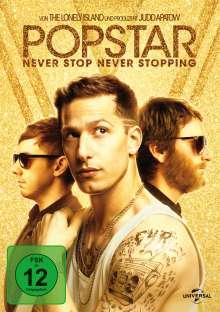 Popstar - Never Stop Never Stopping, DVD