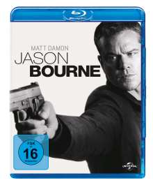 Jason Bourne (Blu-ray), Blu-ray Disc