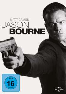Jason Bourne, DVD