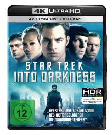 Star Trek - Into Darkness (Ultra HD Blu-ray & Blu-ray), 1 Ultra HD Blu-ray und 1 Blu-ray Disc