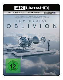 Oblivion (Ultra HD Blu-ray & Blu-ray), 1 Ultra HD Blu-ray und 1 Blu-ray Disc