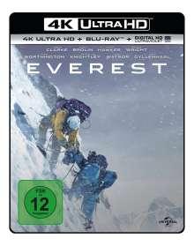 Everest (Ultra HD Blu-ray & Blu-ray), 1 Ultra HD Blu-ray und 1 Blu-ray Disc