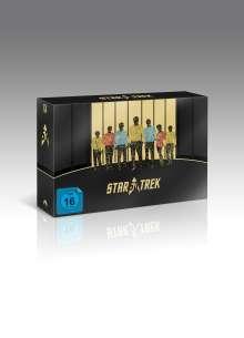 Star Trek 50th Anniversary Collection (Blu-ray), 30 Blu-ray Discs