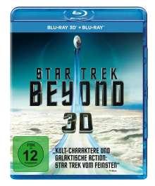 Star Trek Beyond (3D & 2D Blu-ray), 2 Blu-ray Discs