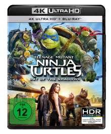 Teenage Mutant Ninja Turtles - Out of the Shadows (Ultra HD Blu-ray), Ultra HD Blu-ray