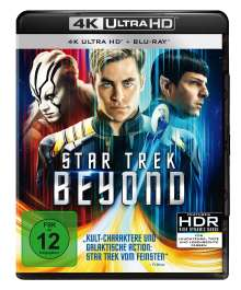 Star Trek Beyond (Ultra HD Blu-ray & Blu-ray), 1 Ultra HD Blu-ray und 1 Blu-ray Disc