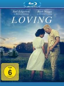 Loving (Blu-ray), Blu-ray Disc