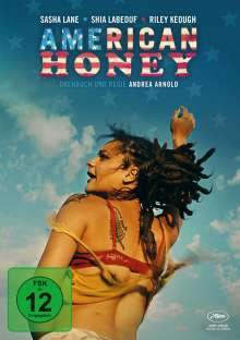 American Honey, DVD