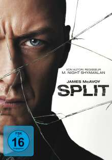 Split, DVD