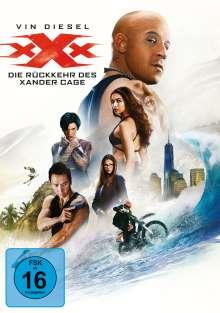 xXx 3 - Die Rückkehr des Xander Cage, DVD
