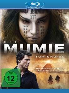 Die Mumie (2017) (Blu-ray), Blu-ray Disc