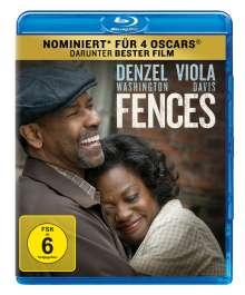 Fences (Blu-ray), Blu-ray Disc