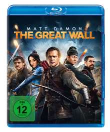 The Great Wall (Blu-ray), Blu-ray Disc