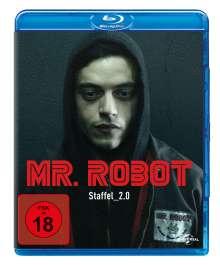 Mr. Robot Staffel 2 (Blu-ray), 3 Blu-ray Discs