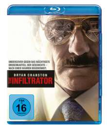The Infiltrator (Blu-ray), Blu-ray Disc